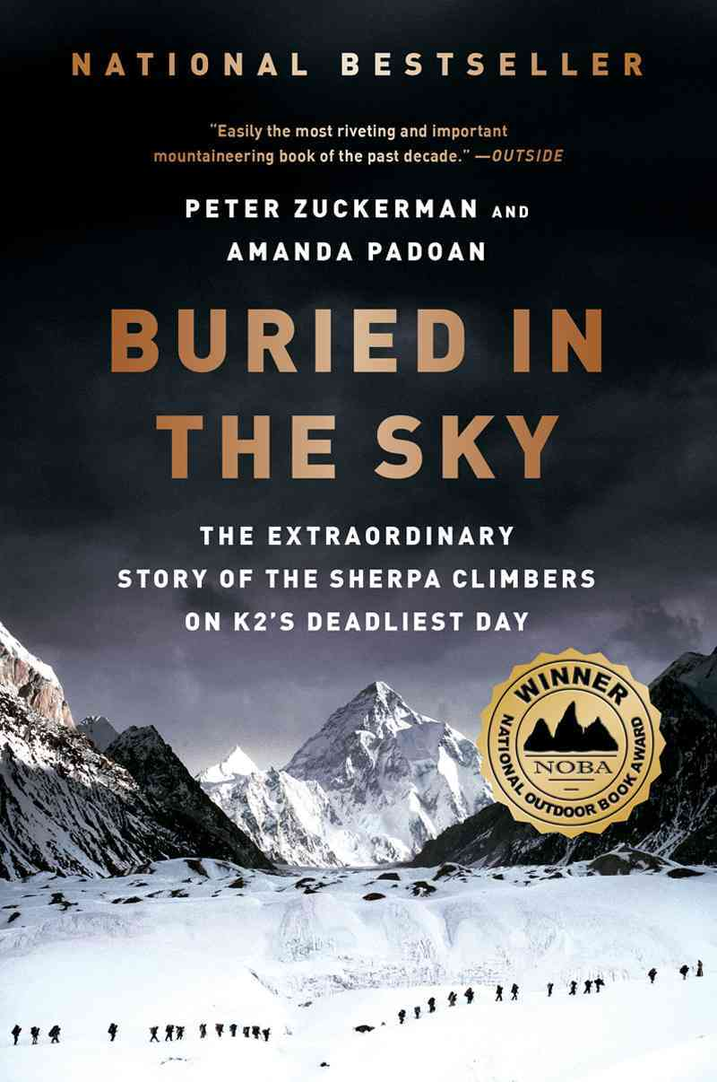 Buried in the Sky By Zuckerman, Peter/ Padoan, Amanda